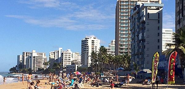 San Juan Puerto Rico Beach
